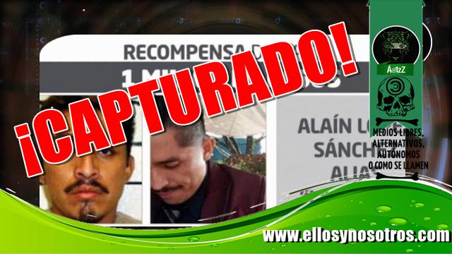 Capturan a 'La liebre', asesino material de una familia en Coatzacoalcos, entre ellos cuatro menores