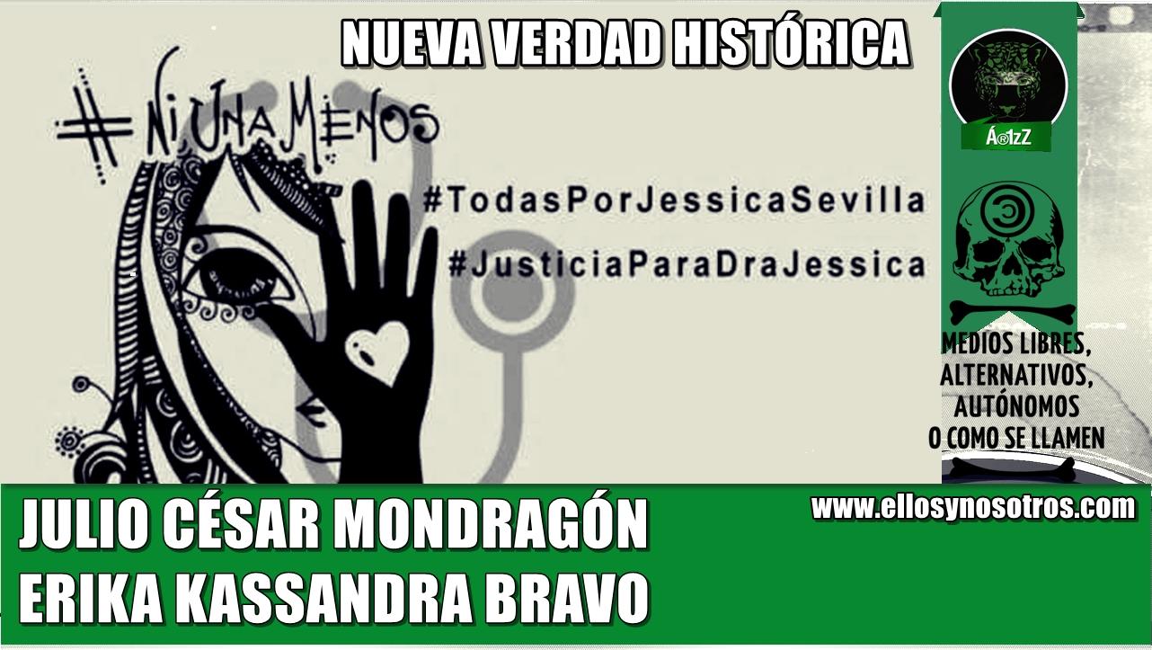 #TodasPorJessicaSevilla. Caso Jessica: ya hay