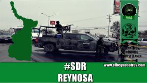 Reynosa narcobloqueos