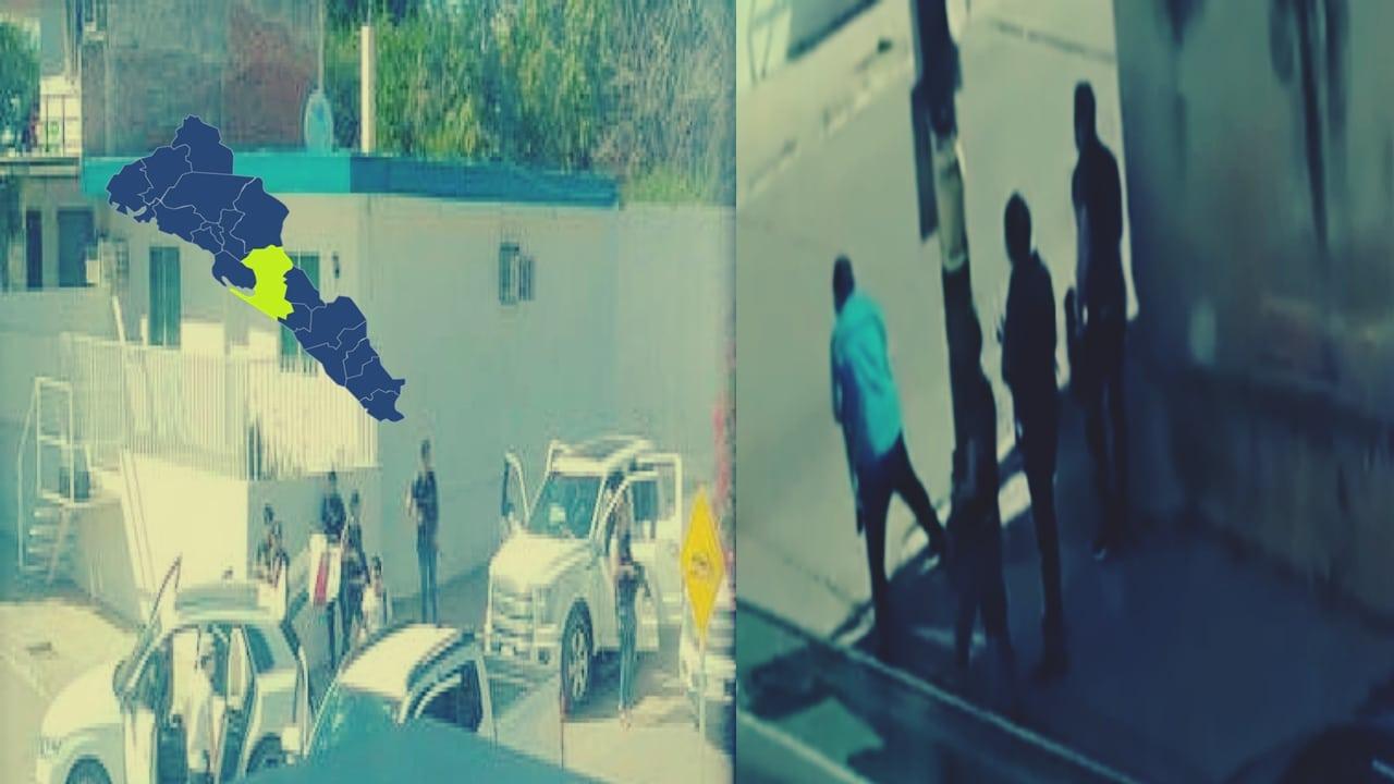 Enfrentamiento en Culiacán: el Cártel de Sinaloa vuelve a provocar caos. #Videos