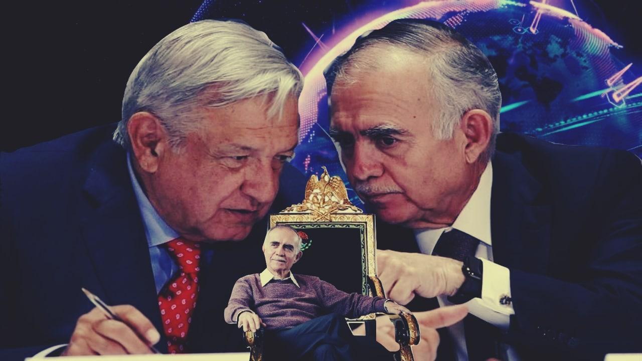 Alfonso Romo es defendido por su empleado, López Obrador