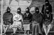 Las compañeras del EZLN se suman al #ParoNacionalDeMujeres