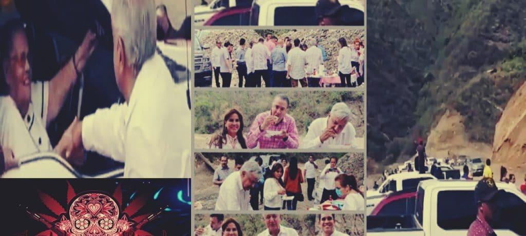 La mamá del Chapo y López Obrador