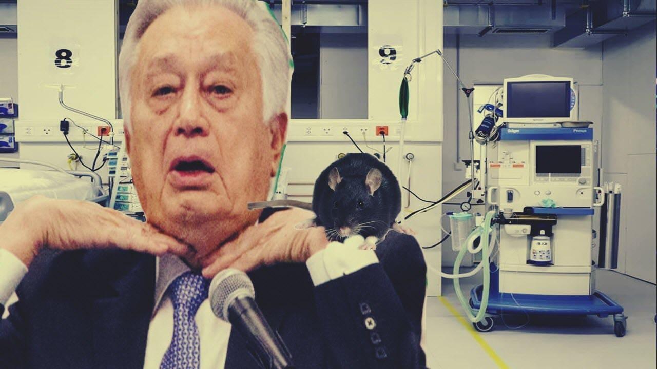 Hijo de Manuel Bartlett le vende al IMSS ventiladores respiratorios a sobreprecio.