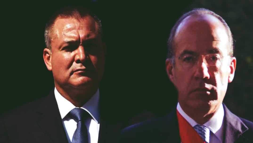 Sí, Felipe Calderón sí sabía que García Luna era parte de la delincuencia organizada, porque él también lo era