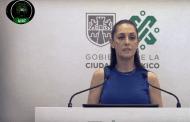 Claudia Sheinbaum dice que la CDMX ya controló la pandemia y el lunes habrá semáforo naranja