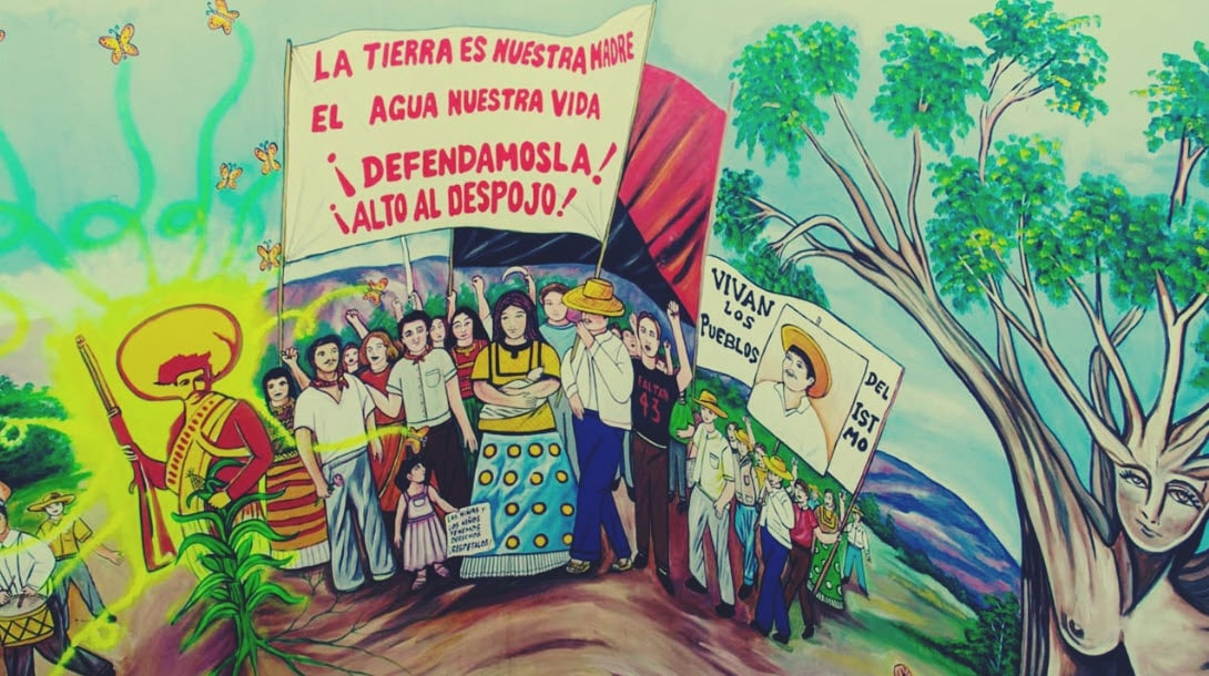 Carta de la Asamblea de Defensores del Territorio Maya Múuch' Xíinbal a López. ¡No al