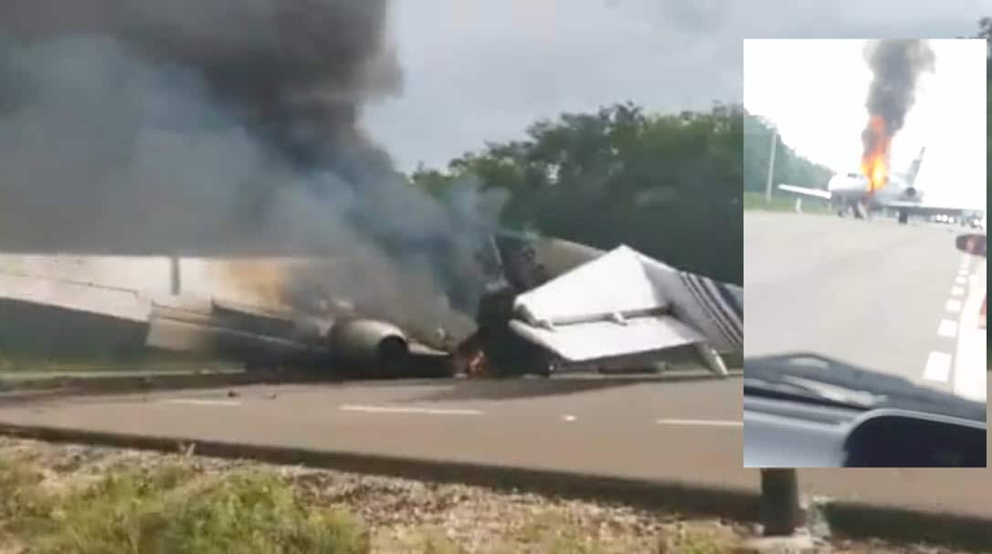 Ejército disparó a avioneta y fue obligada a aterrizar de emergencia en Quintana Roo
