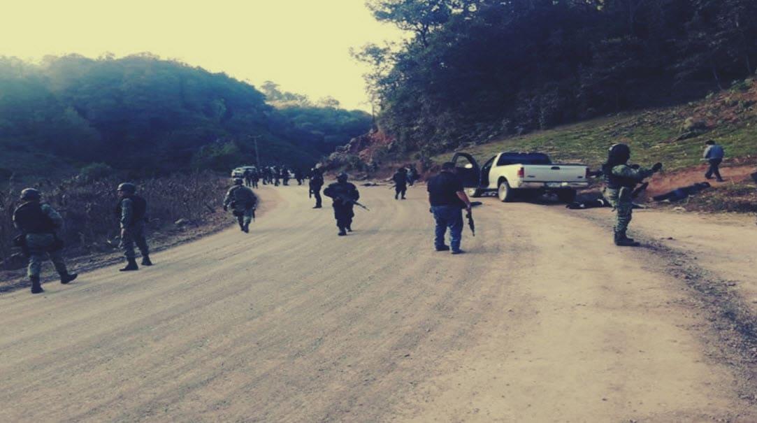 Más de 100 integrantes del Cártel de los Ardillos atacaron la comunidad de Tula, en Chilapa de Álvarez, Guerrero
