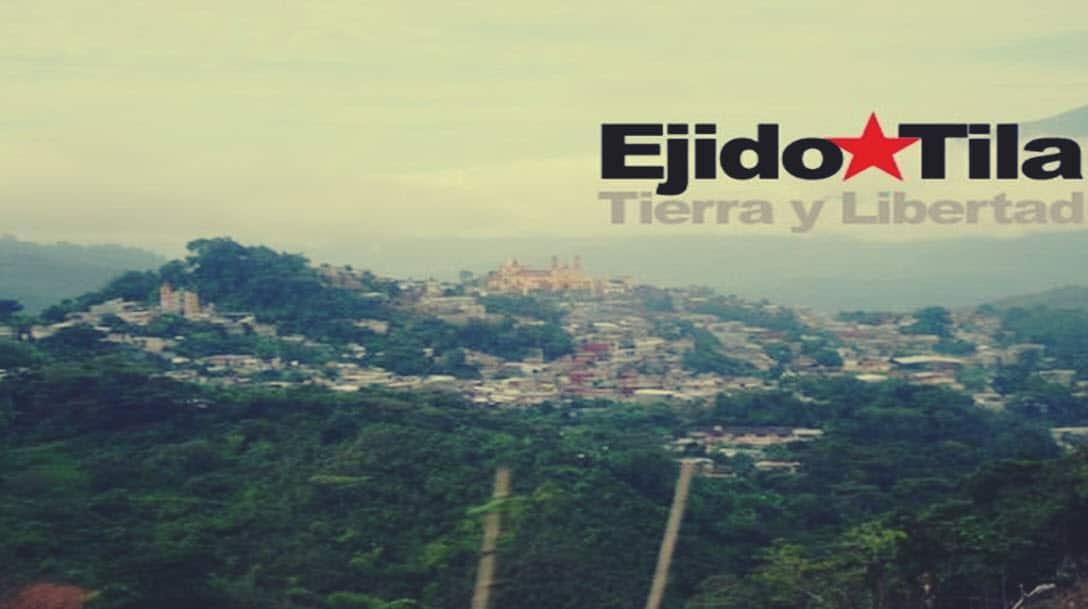 En el Ejido de Tila: