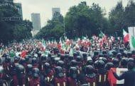 Impiden a los fanáticos de Gilberto Lozano llegar al Zócalo y
