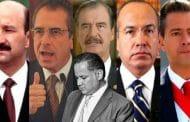 Salinas y Fox, no; Calderón y Peña, sí: Santiago Nieto