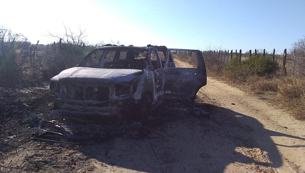 Encuentran 19 migrantes calcinados en Camargo, Tamaulipas