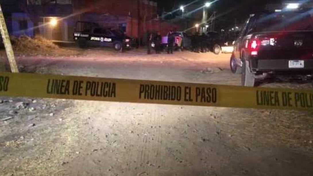 Eran albañiles los muertos de ayer en la Colonia La Jauja, en Tonalá, Jalisco