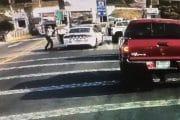 GN contra robacoches en la caseta de peaje de Taretan de la Autopista Siglo XXI