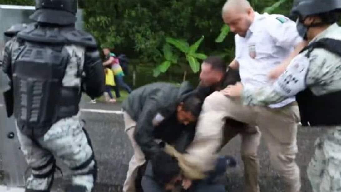 Contra la xenofobia y el racismo, la lucha por la vida: EZLN
