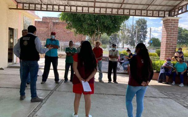 Se filtra audio que revela una estructura de promoción política con cargo al erario en Bienestar Guanajuato